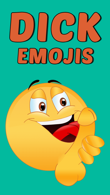 Dick Emojis App