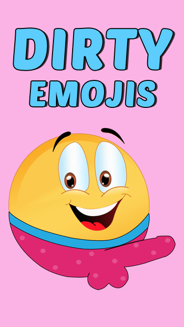 Dirty Emojis App