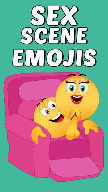 Sex Scene Emojis App