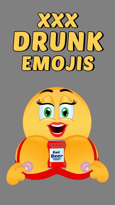 XXX Drunk Emojis APP