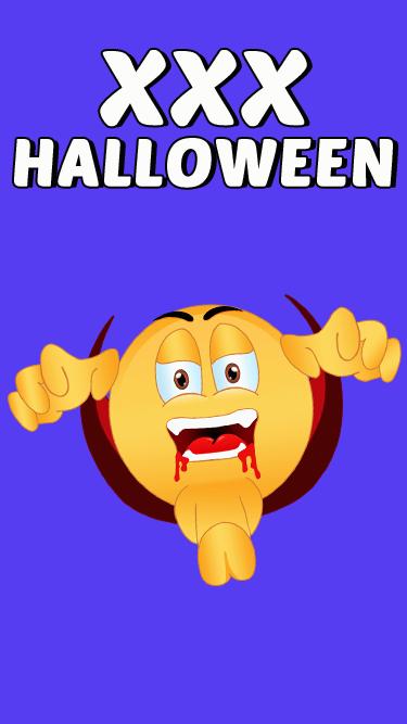 XXX Halloween Emojis APP