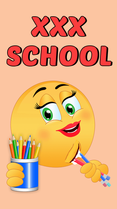 XXX School Emojis APP