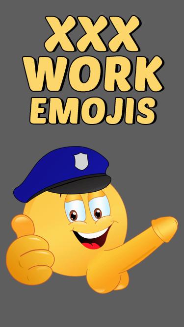XXX Work Emojis APP