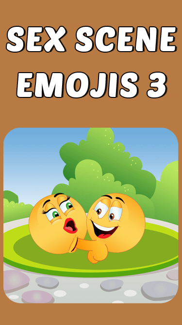 Sex Scene Emojis 3 APP