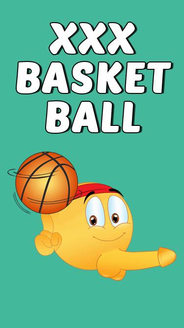 XXX Basketball Emojis APP