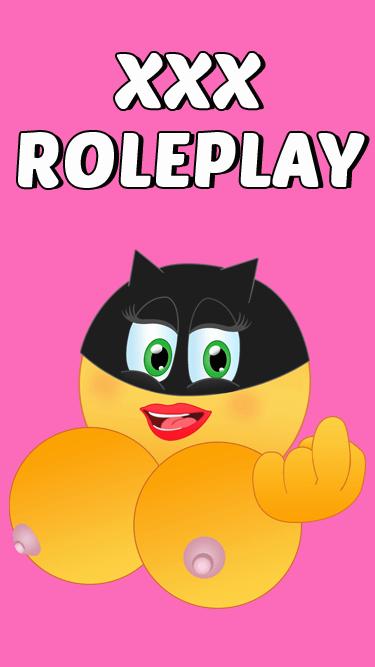 XXX Roleplay Emojis APP