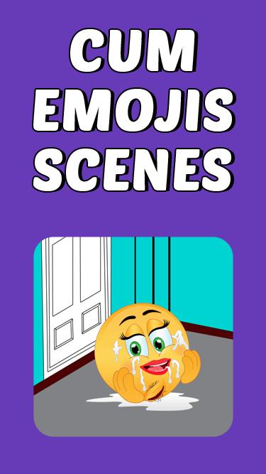 Cum Emoji Scenes APP