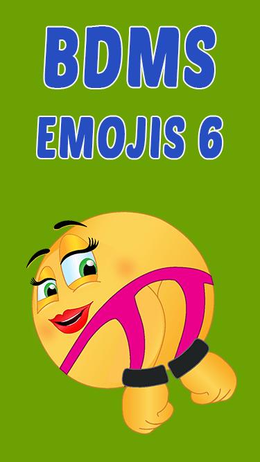 Bdsm Emojis 6 App