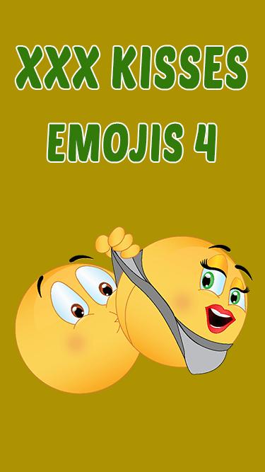 XXX Kisses Emojis 4 App