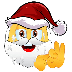 XXX Christmas Emojis